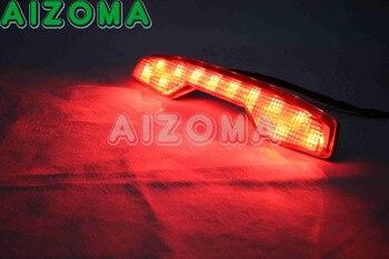 טרקטורונים Quadsport LED טאיליט עצרת אדום בלם להפסיק זנב אור אחורי זנב מנורת עבור סוזוקי LTR400 LTR450 LTR450R ליטר 400 450