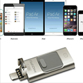 Winbob 32 gb i-driver flash usb pendrive flash drive hd relâmpago de dados para o iphone/ipad/ipod, interface usb Pen Drive para PC/MAC