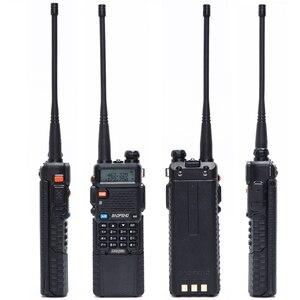 Image 2 - Baofeng UV 5R 3800 Walkie Talkie 5Watts Dual Band Uhf 400 520Mhz Vhf 136 174Mhz Twee manier Radio Uv82 Uv 82 UV5R Draagbare Cb Radio