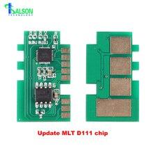 цена на Compatible toner chip MLT-D111 for Samsung M2020W M2022 M2070W cartridge reset chips