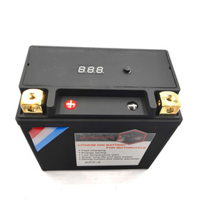 Image 4 - KP7 A Lithium iron Motorcycle Starte Battery 12V 7Ah CCA 260A LiFePO4 Motorbike Battery LFP Built in BMS For ATVs UTVs Scooter