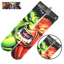 The Hulk 3D Knee-High Socks