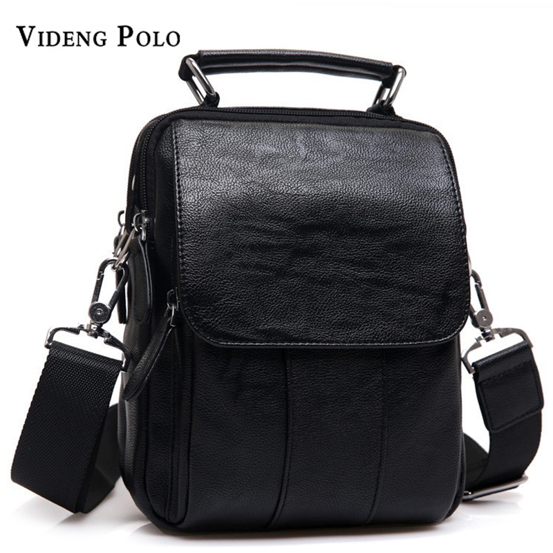Подробнее о 2017 Leather Men Shoulder Bags New Fashion Hot Male Handbag Small Crossbody Messenger Bag Travel Bolsa Brown Men's Satchels top genuine cowhide leather men bags male small messenger bag fashion crossbody shoulder bag men s vintage travel new bag bolsa
