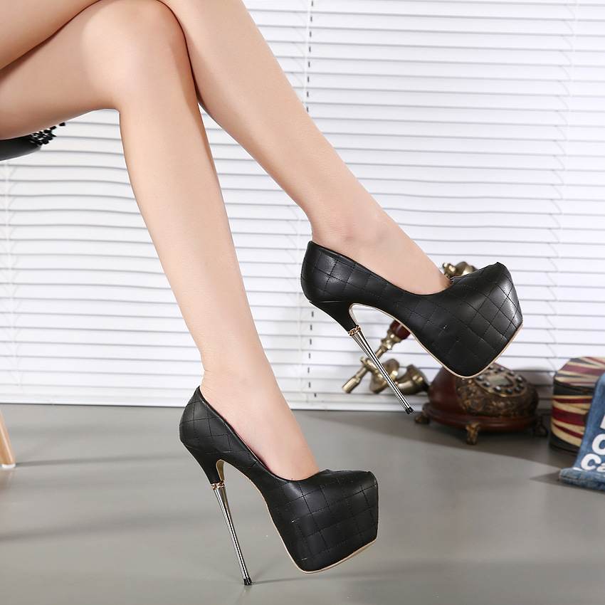 Girl Heel High Women Shoes-Xxx Com Hot Porn-5011