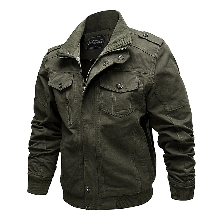 HTB1 DhHcvc3T1VjSZPfq6AWHXXab 2019 Military Jacket Men Cargo Tactical Bomber Jacket Male Plus Size 6XL Casual Zipper Air Force Pilot Flight Cotton Coat Jacket