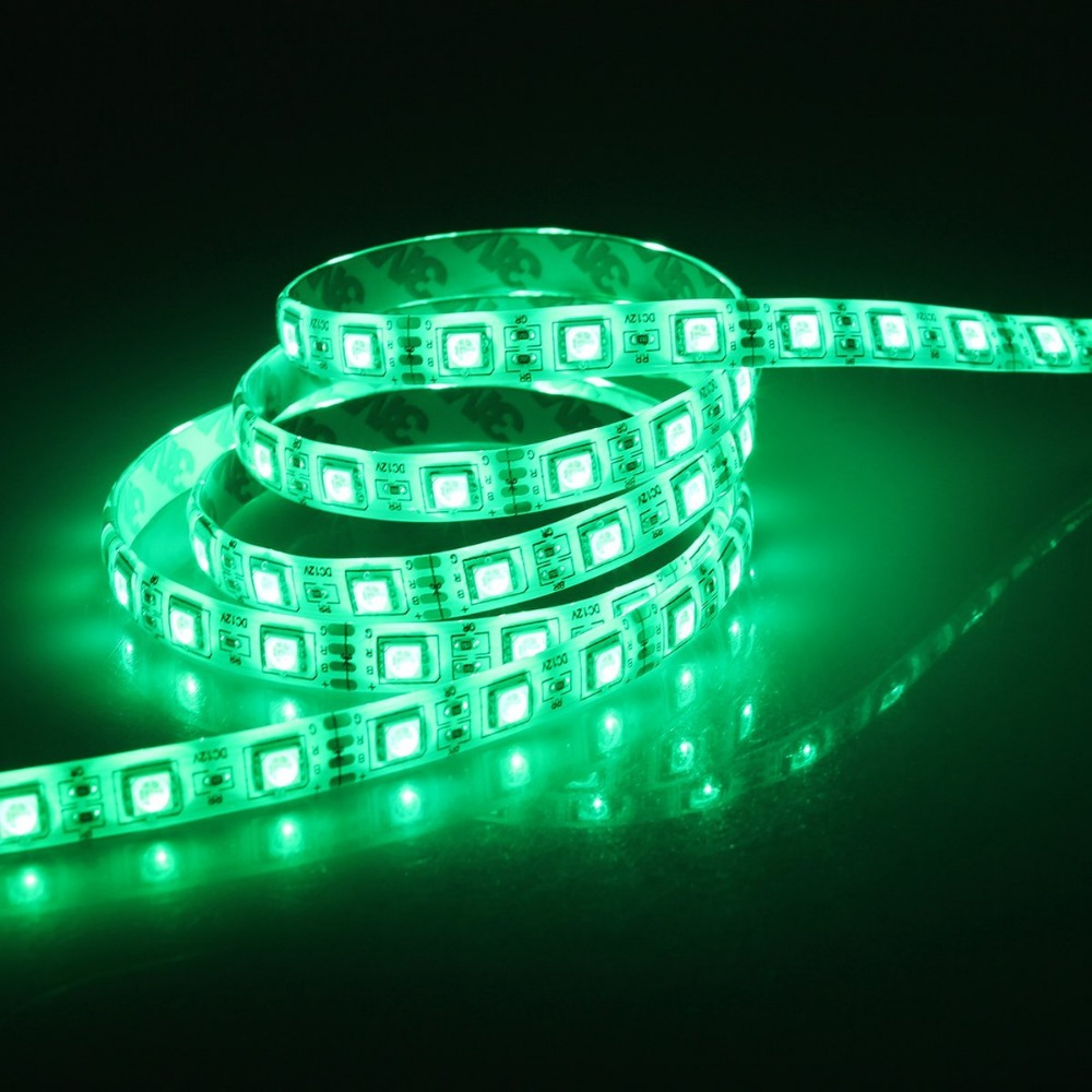 DC 24 V led strip licht 5050 300led 5 m waterdicht IP65 3000 k 6500 k - LED-Verlichting - Foto 4