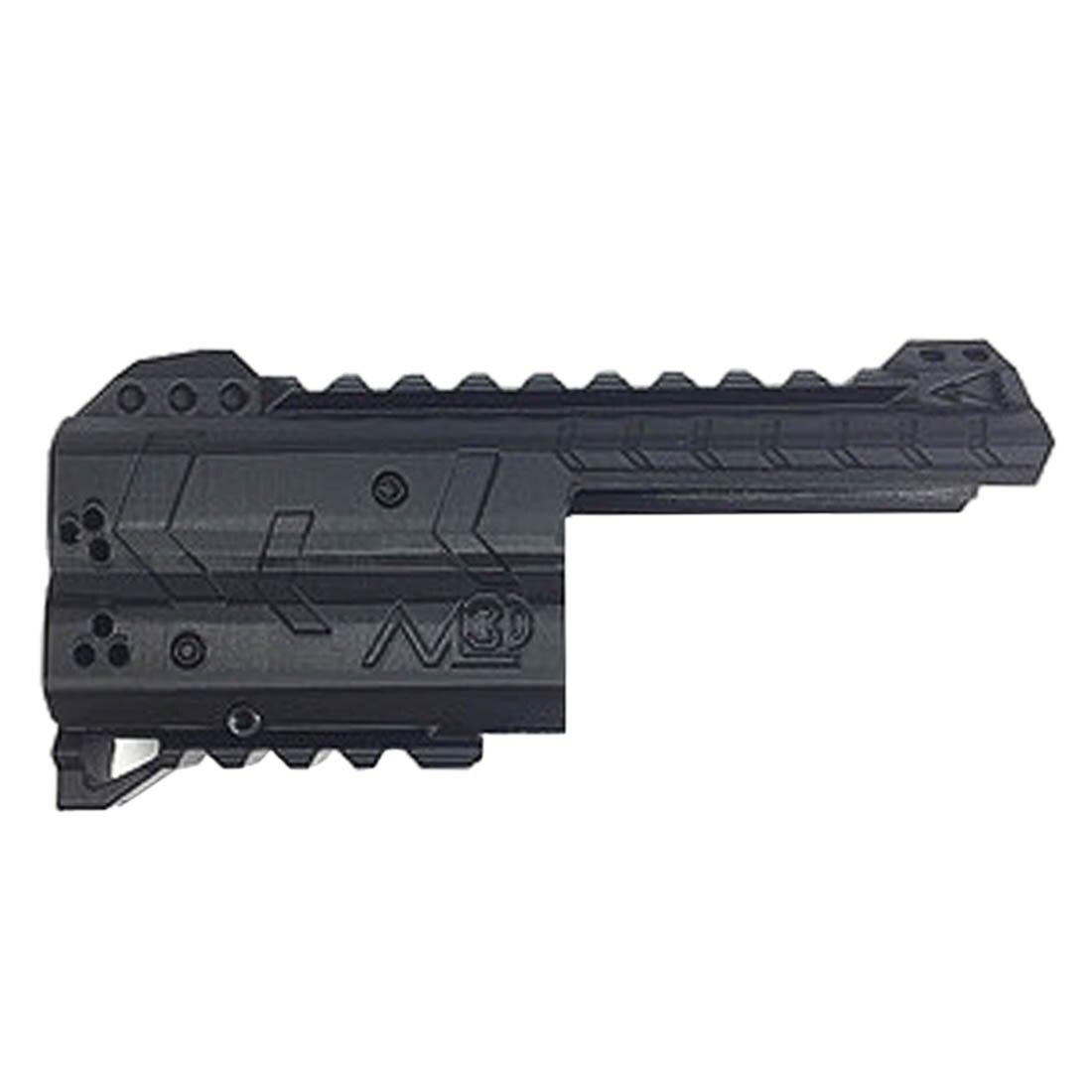 купить Maliang Appearance Modification 3D Printing Front Tube A-3.0 Decoration Part for Nerf Zombie Strike Doublestrike Blaster по цене 1242.99 рублей