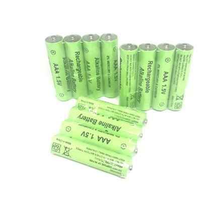 4-50 шт 100% новая AAA батарея 2200 mah 1,5 V Щелочная AAA аккумуляторная батарея для дистанционного управления игрушечная лампа Batery Бесплатная доставка