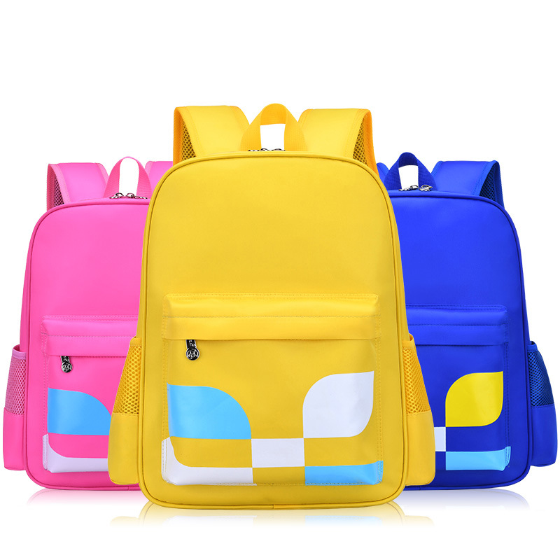 2019 Cute Girls Backpacks Kids Children School Bags For Girls Orthopedic Waterproof Backpack Child School Bag Mochila Escolar(China)