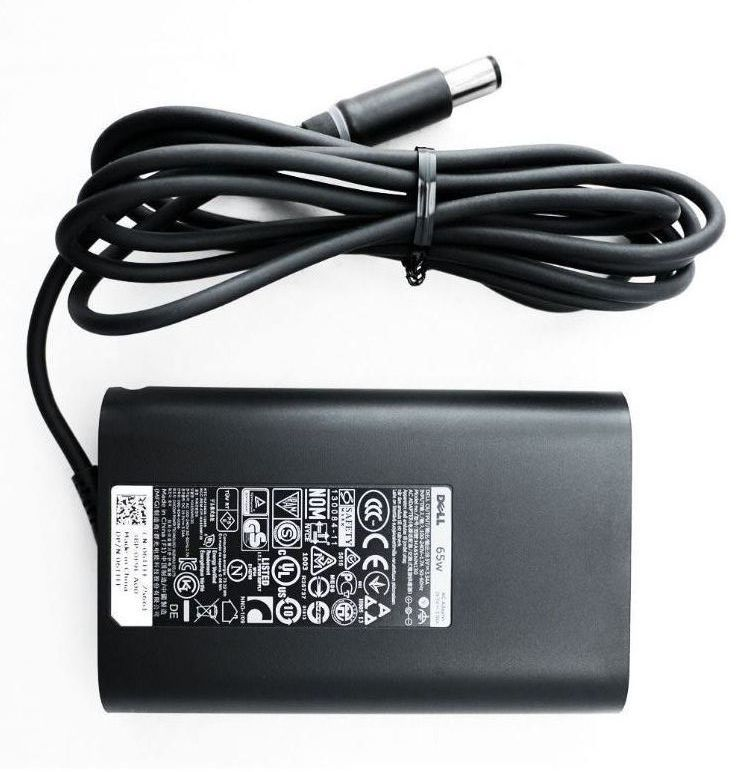 Original OEM Slim 65W AC Power Adapter Charger M1P9 HA65NM130 332 1831 For Dell