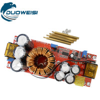 1500W 30A DC Boost Converter Step Up Power Supply Module In10 60V Out 12 90V Electric