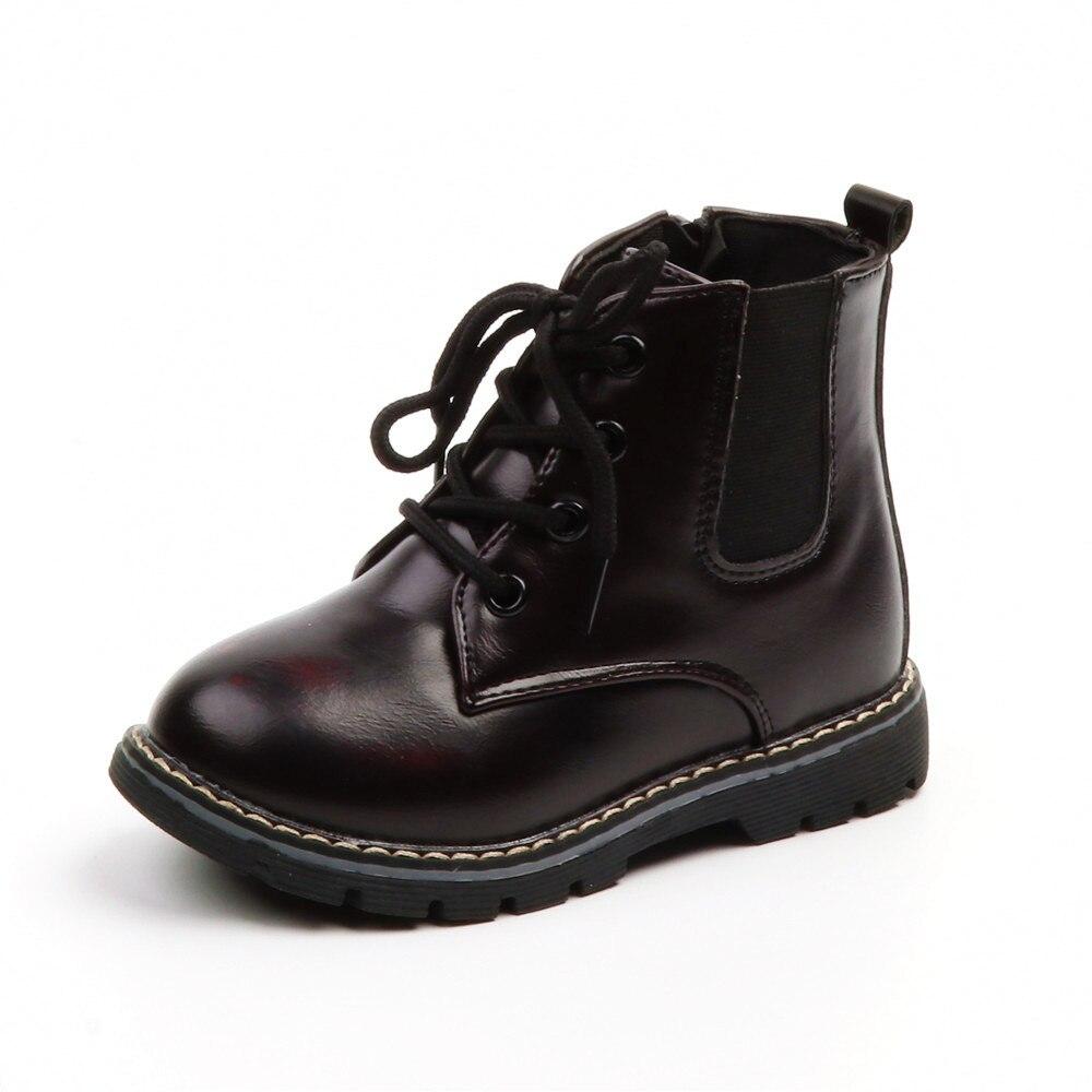Chaussures d'hiver pour filles | Confortables, bottes de neige, bottes Martin, tendance, décontractées, pour enfants, nouvelle collection, 2019