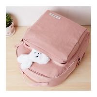 KALIDI Janpan Style bookbag pink backpack for girls women backpacks small travel backpack Teenage girl school bags for macbook