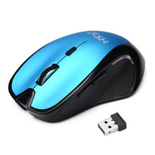 Portable Wireless Mouse 3D Optical Mice 800/1600/2400DPI 2.4GHz USB Receiver Mini Computer Gaming Mouse For PC Laptop Desktop