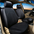 Custom fit car seat covers for Volkswagen multivan T5 seat cover for VW car seat cushion PU leather cover seats supports &airbag
