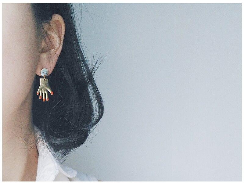 Hand Earrings (4)
