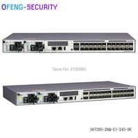 Conmutador Gigabit Ethernet 24 port Original Huawei S6720S-26Q-EI-24S SFP + 10G Gigabit Enternet interruptor 24 puertos S6720S-26Q-EI-24S-AC