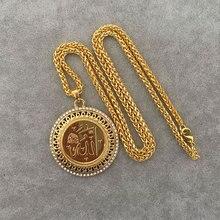 Allah islam musulmano pendente della collana accetta il trasporto di goccia