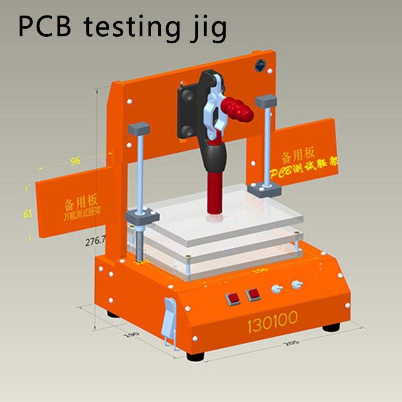 цена на PCB testing jig PCBA test fixture tool bakelite fixture Test Rack