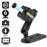 Multifunction Mini Camera SQ11 HD 1080P Camcorder HD Night Vision Mini Camera Aerial Sports Mini DV Voice Video Recorder PK SQ8