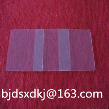 Sapphire Square-Al2O3 Single crystal substrate-15mm*15mm*0.4mm-Window film-Epitaxial coating-single polishing цена