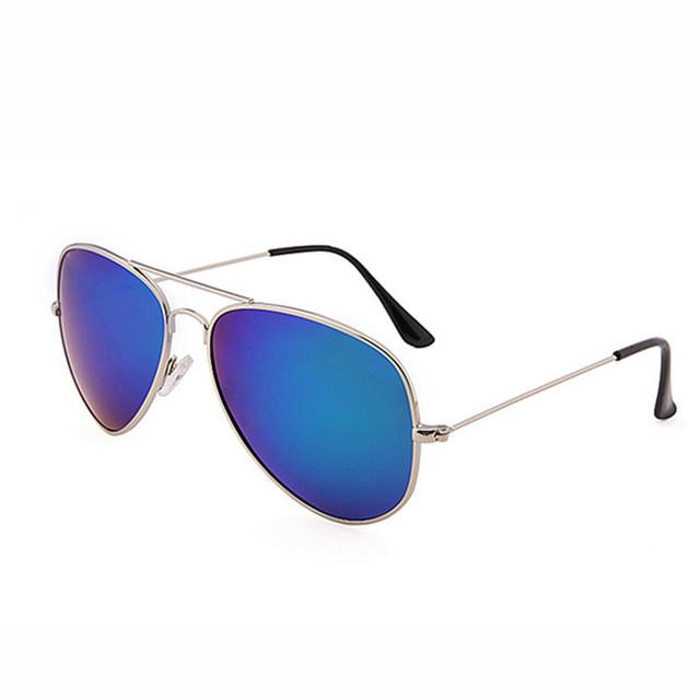 Luxury Aviator Sunglasses Women Men Brand Designer Points Sun Glasses