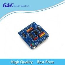 I/O Extension Board Sensor Expansion Board Mega2560 For Arduino Uno k521 16dx expansion i o module16di dc24v new