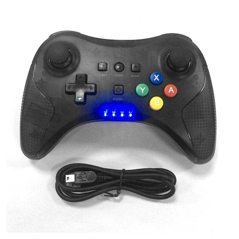 Drahtlose Bluetooth Gamepad Hand Joypad Remote Controller Für Nintendo Wi ich U Pro Gaming Konsole