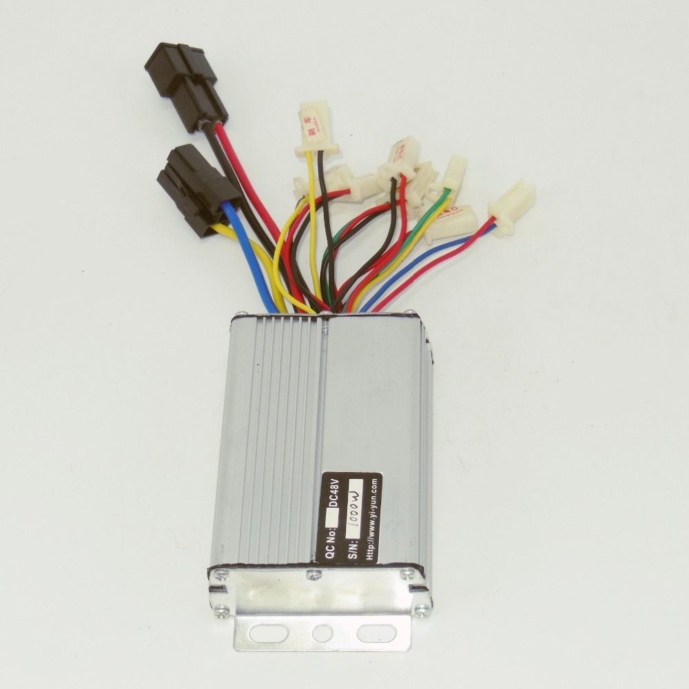 notice this controller with 2 motor wires is only fit for brush dc motors if customers do not know which motor you use please contact us before placing  [ 1000 x 1000 Pixel ]