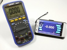 Owon B35T Digital Multimeter with Temperature Meter Bluetooth Interface with TrueRMS Support Android 4 3 or