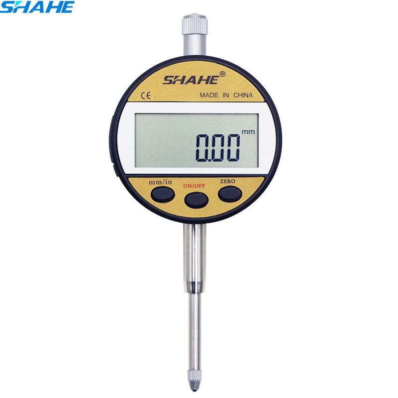 все цены на 0-25.4 mm/0.01 mm Digital Dial Indicator Electronic Dial Indicator Gauge Measuring Instruments Tools онлайн