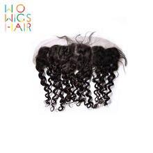 Wowigs волосы вьющиеся фронтальные remy натуральный цвет 100%