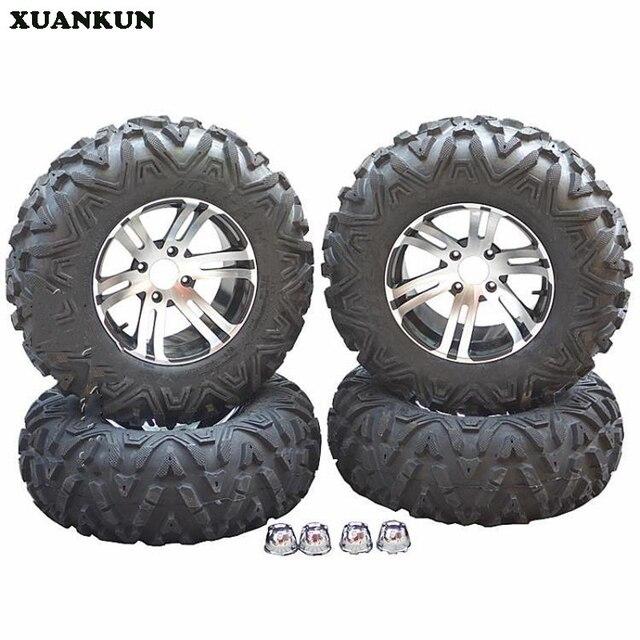 14 Inch Tires >> Xuankun Karting Quad Bike 14 Inch Tires A Word 27x9 14 27x11 14 Inch