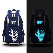 BLEACH Printing Backpack Travel Canvas Backpack (2 colors)