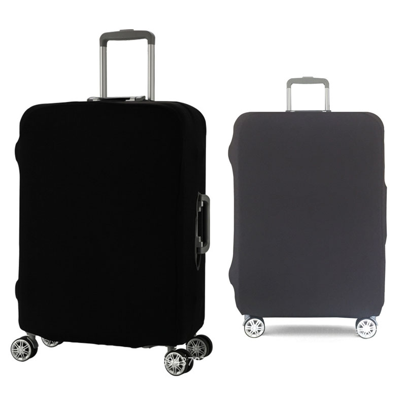 REREKAXI Travel Suitcase Elasticity Dust Cover Trolley Shell Trunk Protective Covers Luggage Case Cover Travel Accessories