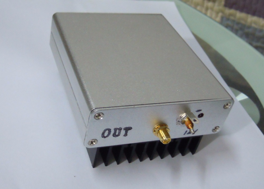 New 100kHz-50MHz 5W Power amplifier RF Broadband Amplifier Linear power amplifier стоимость