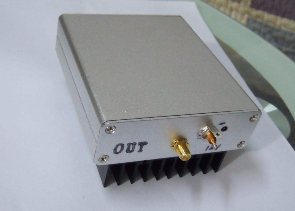 New 100kHz-50MHz 5W Power amplifier RF Broadband Amplifier Linear power amplifier