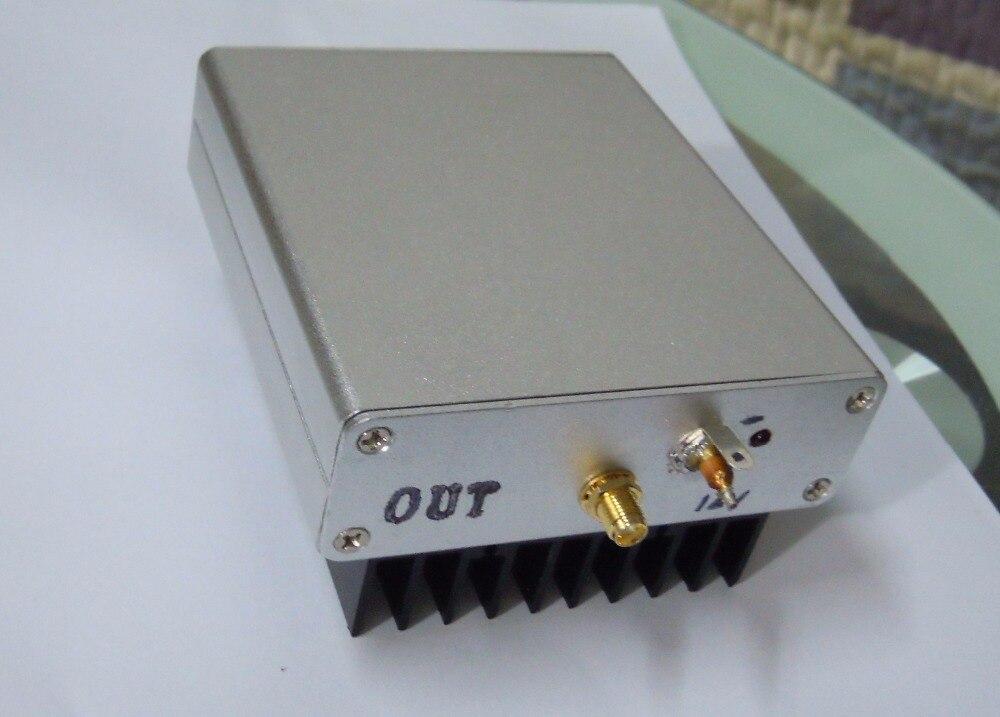 Nova 100 kHz-50 MHz 5 W amplificador de Potência de RF de Banda Larga Amplificador amplificador de potência Linear