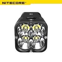 2018 Nitecore концепция 2 светодио дный фонарик 4 х CREE XHP35 HD6500 люмен Перезаряжаемые Открытый Отдых поиск по 3100 мАч Батарея