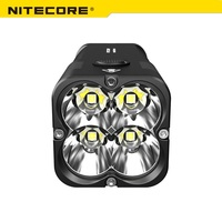 2019 Nitecore Concept 2 LED Flashlight 4 x CREE XHP35 HD6500 Lumens Rechargeable Outdoor Camping Searching by 3100mah Battery