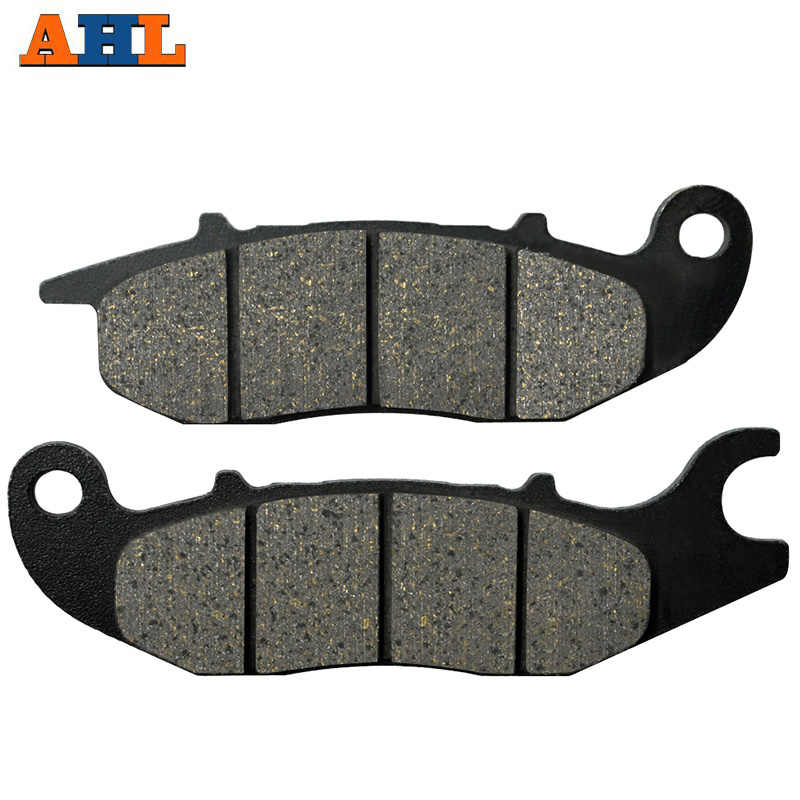 AHL Motorcycle Parts Front Brake Pads For RIEJU NKD 50 125 RS2 Matrix Pro SUPERBYKE CU125 CQ50 LIFAN Smart 50/125 HERO ZMR230