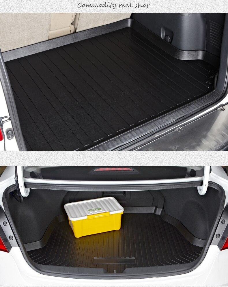 Audi A3  Car Boot Liner and Bumper Flap