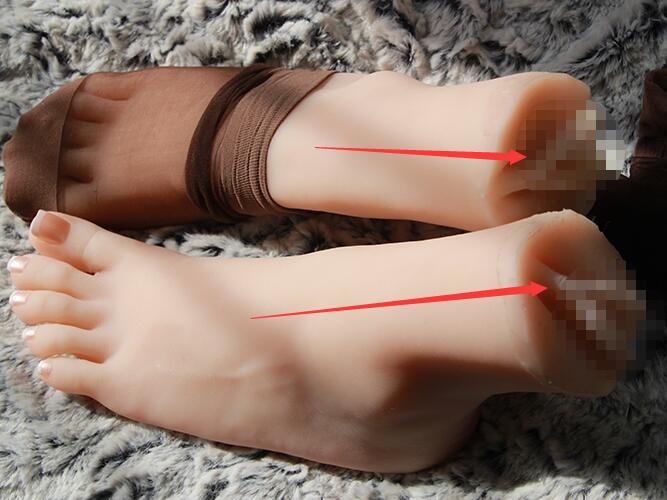 поддельные ноги