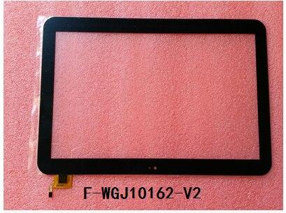 Новый оригинальный 10.1 дюймов tablet емкостной сенсорный экран F-WGJ10162-V2 бесплатная доставка