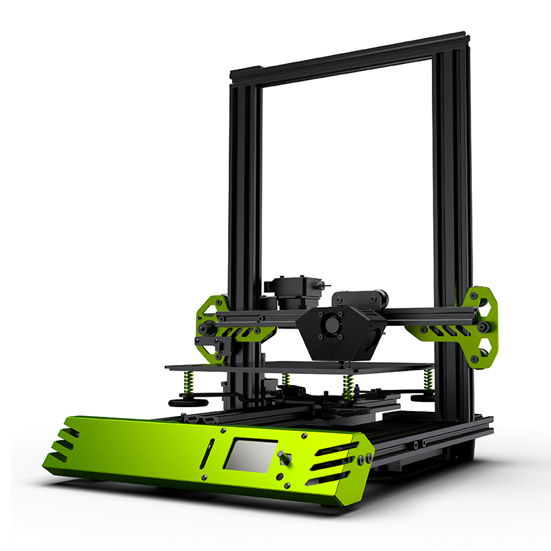 TEVO Tarantula Pro DIY Kit Impresora 3d Printer With Newest Controller Borad Stable