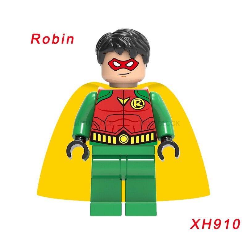 Xh910 одной продажи Legoing Супер Герои Мстители: Бесконечность войны Рубиновая ночная рубашка Star Wars Строительные блоки Рождественский подарок и...