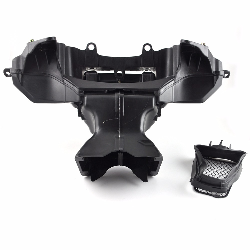 For Honda CBR600RR Ram Air Tube Duct Intake with Fairing Stay Bracket For honda CBR 600 RR 2007-2012 motorcycle ram air intake tube duct pipe for honda cbr600rr cbr600 rr cbr 600 f5 2013 2014 2015 13 14 15 page 1
