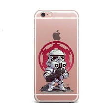 Soft iPhone Star Wars Case