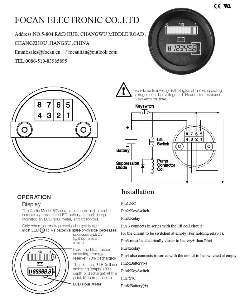Curtis Battery Meter Wiring Diagram from ae01.alicdn.com
