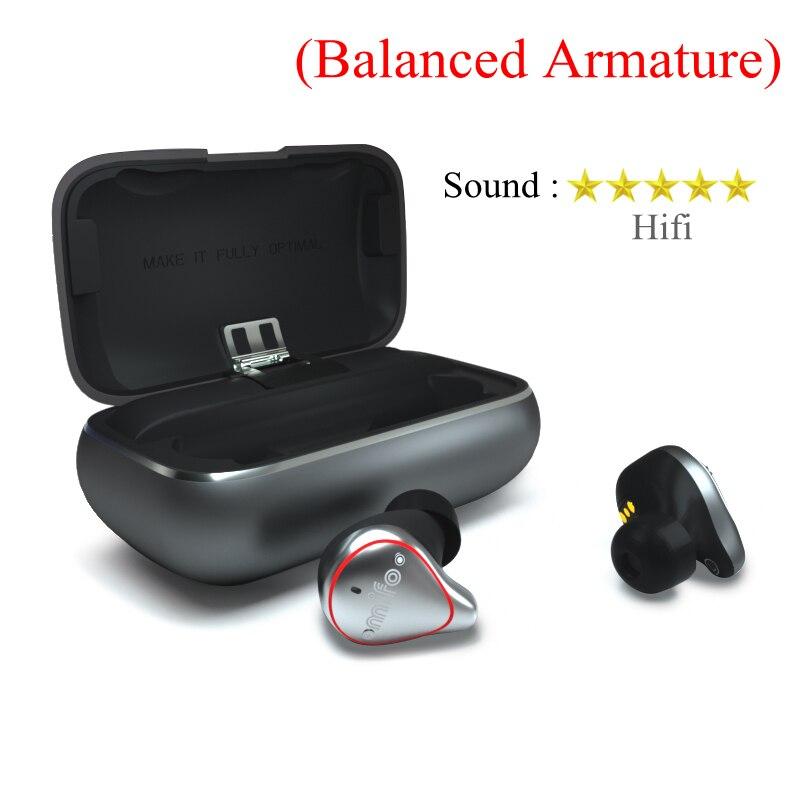 100 + Heures autonomie de la batterie 20 Mètres Signal IPX6 Étanche Bluetooth Sans Fil Vrai 5.0 écouteurs Bluetooth Écouteurs Stéréo Écouteurs